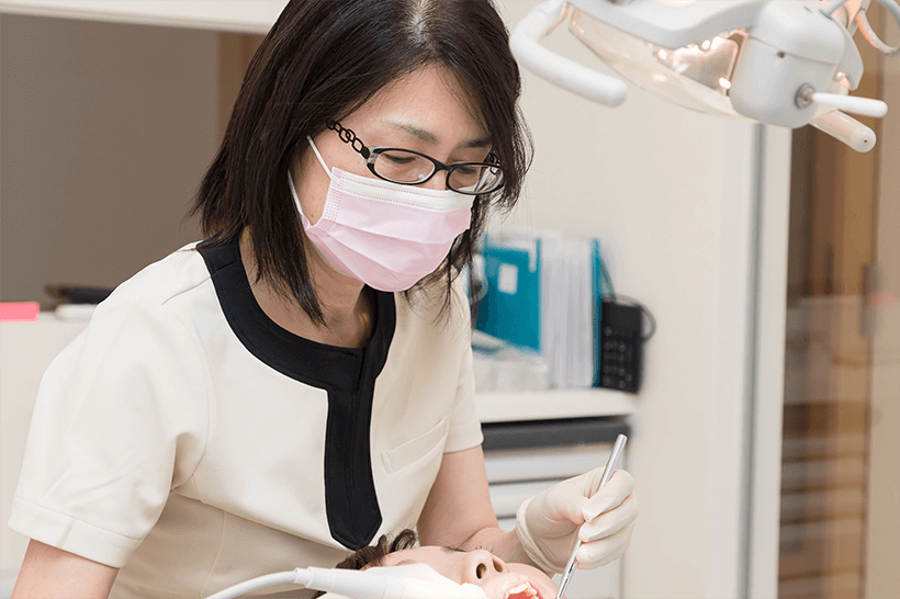 さくら歯科クリニック歯科衛生士
